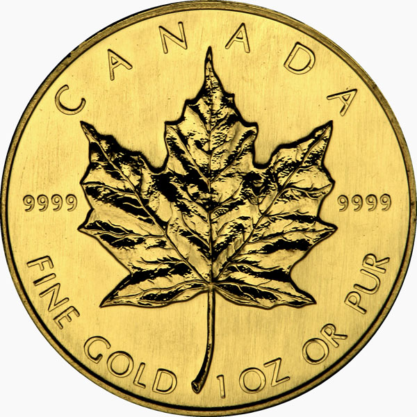 Blog Archives - Canadian Gold Coins
