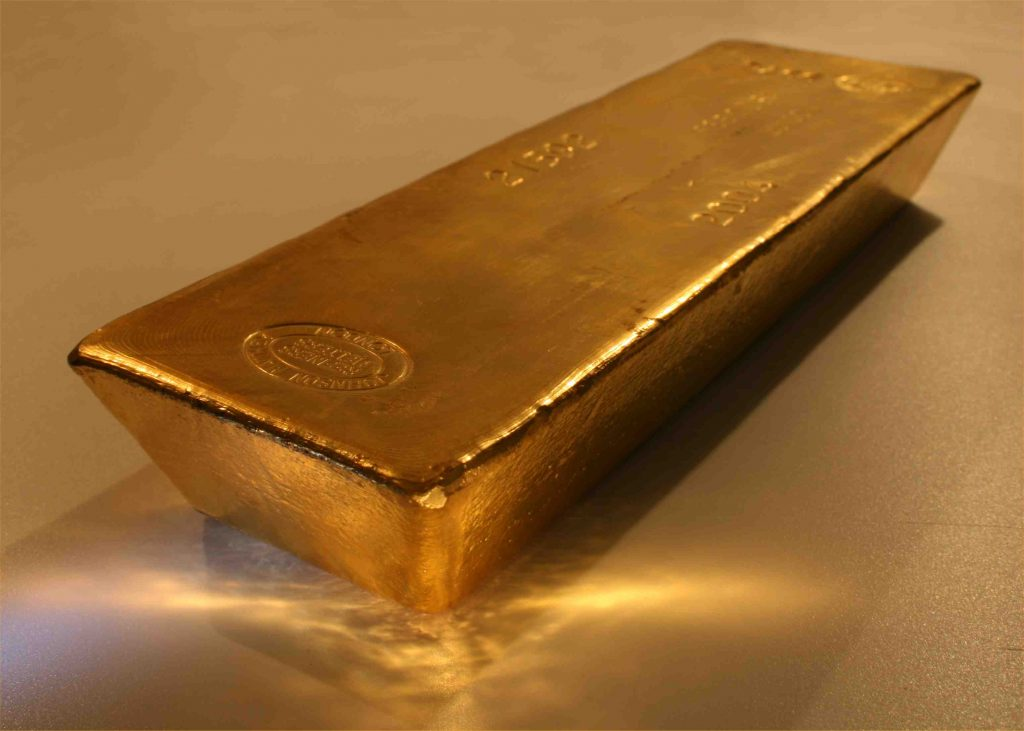 China & Russia Buying Gold by the Ton, Canada Has Just Ounces